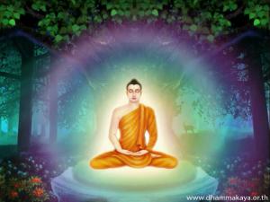 Buddha nibbana