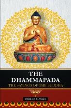 Dhammapada _2 timelessbooks.in book cover of the Buddha's aphorisms